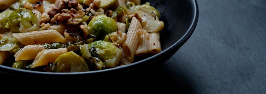 grünkohl pasta