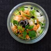 tomato-couscous salad