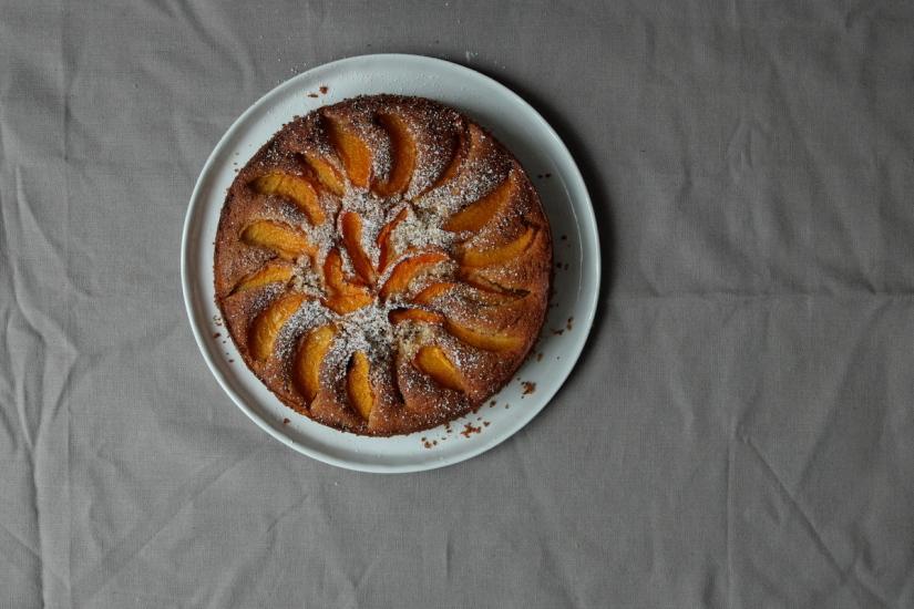 Aprikosen_Mandel_Kuchen