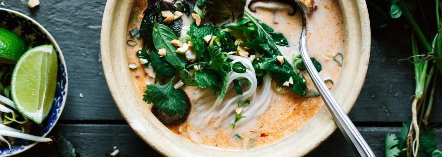 Krautkopf Thaisuppe
